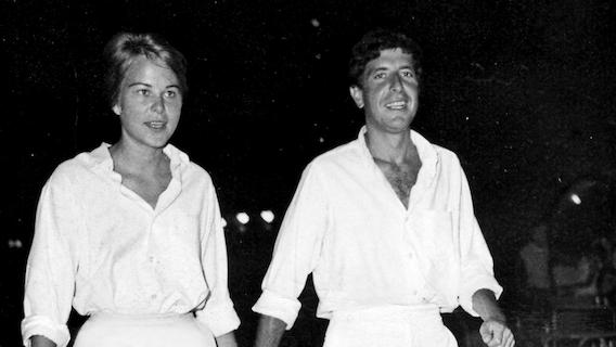 Marianne Ihlen & Leonard Cohen: des mots qui résonnent