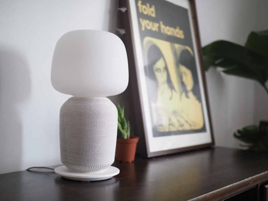 Essai de Symfonisk: Ikea et Sonos font bon ménage