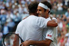 Après avoir battu Nadal, Federer retrouve Djokovic dans son chemin