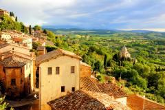 La Toscane en amoureux