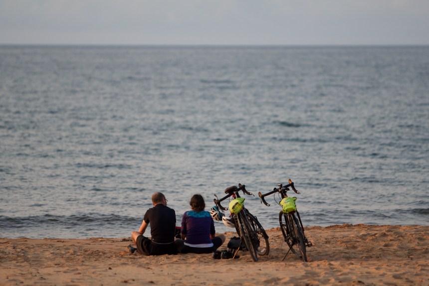 Les îles de la Madeleine à vélo