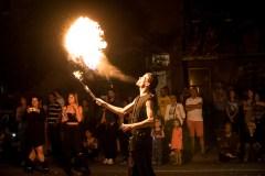 Crise chez les amuseurs publics dans le Vieux-Montréal