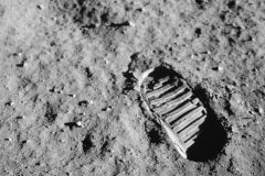 Il y a 50 ans, l'Homme marchait sur la lune pour la première fois