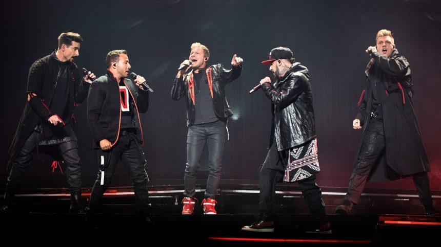 Vingt-cinq ans d'amour entre les Backstreet Boys et le Québec