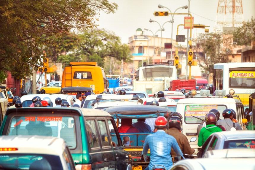 La première voiture entièrement électrique débarque en Inde