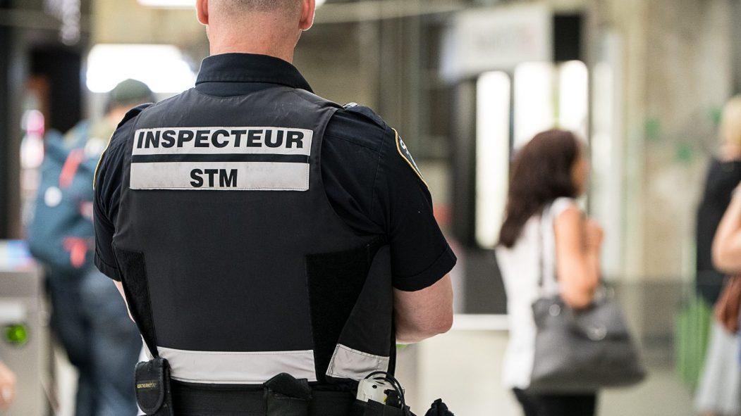 inspecteurs STM