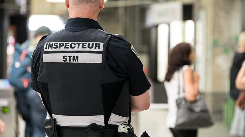 La STM pointée du doigt pour ses pratiques visant les itinérants