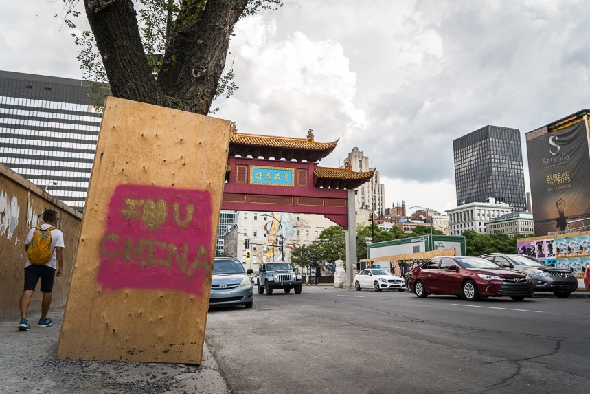 Avenir du Quartier chinois: la spéculation immobilière préoccupe