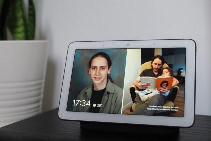 Essai du Google Nest Hub (dans 4 pièces)