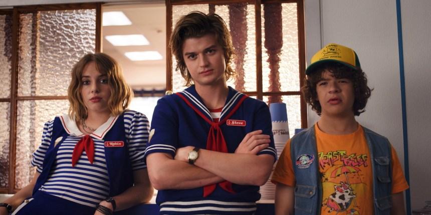 Stranger Things bat un record d'audience sur Netflix