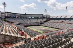 Stade IGA: augmenter le nombre d'événements n'est que «secondaire», dit Tennis Canada
