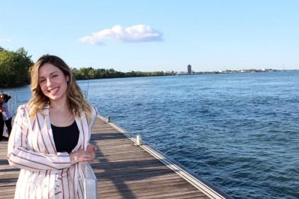 Ève Péclet à la reconquête du poste de députée de la Pointe-de-l'Île