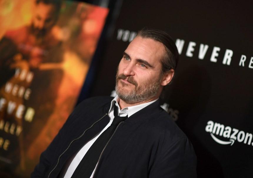 Joaquin Phoenix honoré au Festival international du film de Toronto