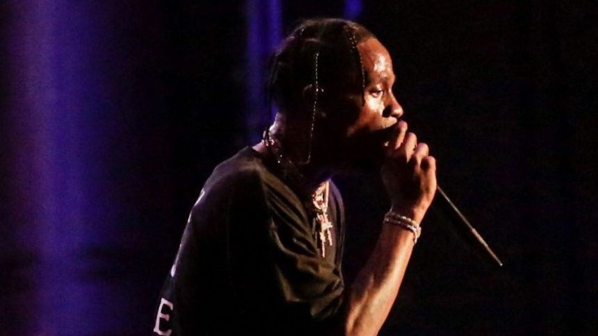 Travis Scott annonce son documentaire Netflix à Houston