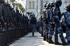 Une nouvelle manifestation de l'opposition réprimée à Moscou
