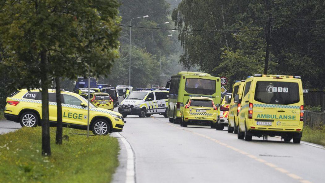 Une fusillade a eu lieu dans une mosquée près d'Oslo, en Norvège.