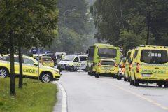 Fusillade dans une mosquée en Norvège: un suspect arrêté