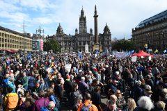 Brexit: des Britanniques manifestent contre le «coup d'État» de Boris Johnson