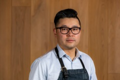 La cuisine du chef Antonio Park chez Air Canada