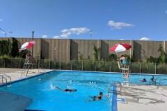 Drame évité à la piscine du parc Michel-Ménard de Lachine