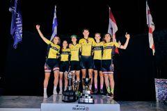 La saison se termine en beauté aux Mardis cyclistes de Lachine