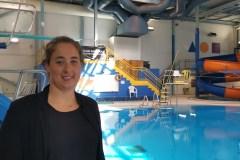 Nouvelle directrice générale au Club Aquatique de RDP