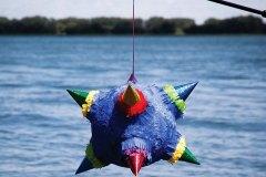 Un festival de Piñatas à Tétreaultville