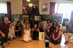 Symposium de l'espoir: des artistes s'exposent pour la cause