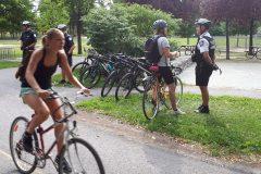La sécurité à vélo, une priorité dans la Petite-Patrie