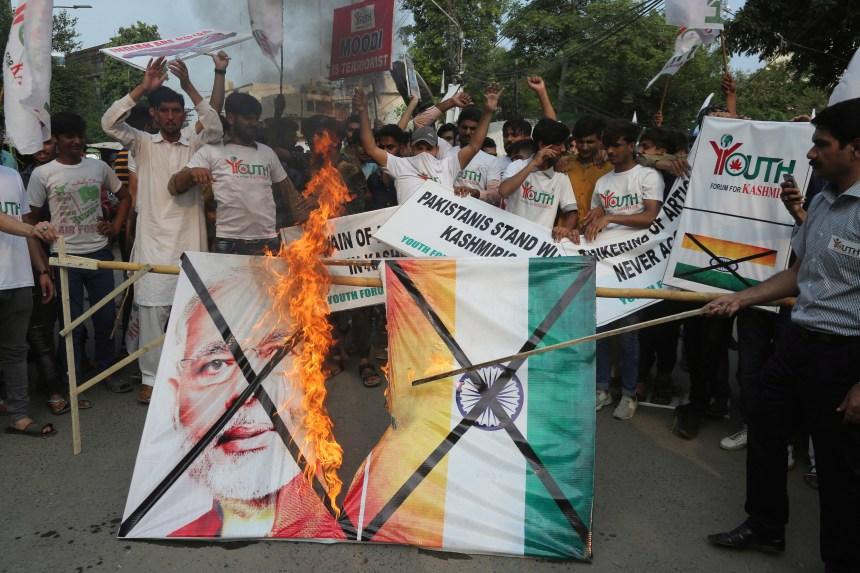 Inde: révocation de l'autonomie du Cachemire