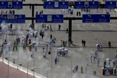 Le transport, l'autre grand défi du pèlerinage à La Mecque
