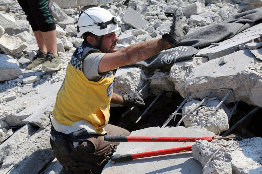 Syrie: ouverture d'un corridor pour les civils d'Idleb