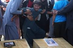Afghanistan: un kamikaze d'EI fait une soixantaine de morts à Kaboul