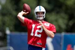 Colts: Andrew Luck devrait rater le reste des matches préparatoires