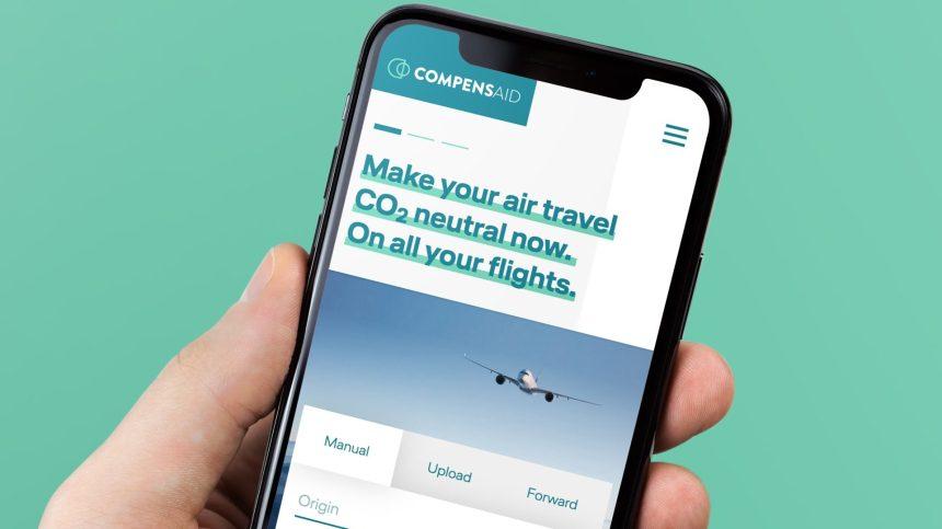 Compenser ses émissions de carbone grâce à Lufthansa
