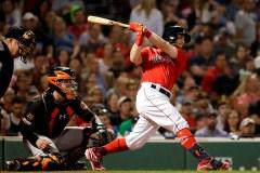 Benintendi et Porcello mènent les Red Sox vers un gain de 9-1 sur les Orioles