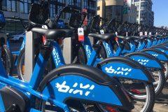 Une centaine de vélos électriques BIXI débarquent à Montréal