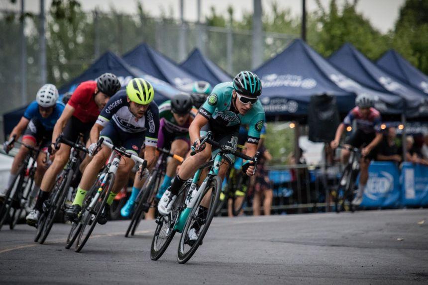 Neuvième série de courses des Mardis cyclistes de Lachine