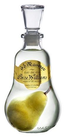 Spiritueux Poire William