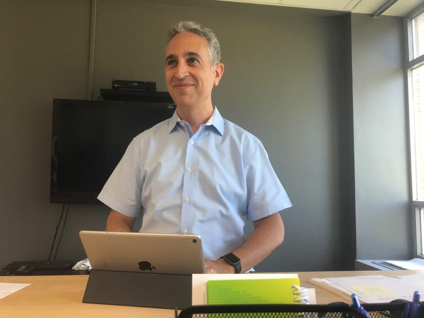 Entretien avec Frédéric Abergel, PDG du CIUSSS du Nord-de-l'Île-de-Montréal
