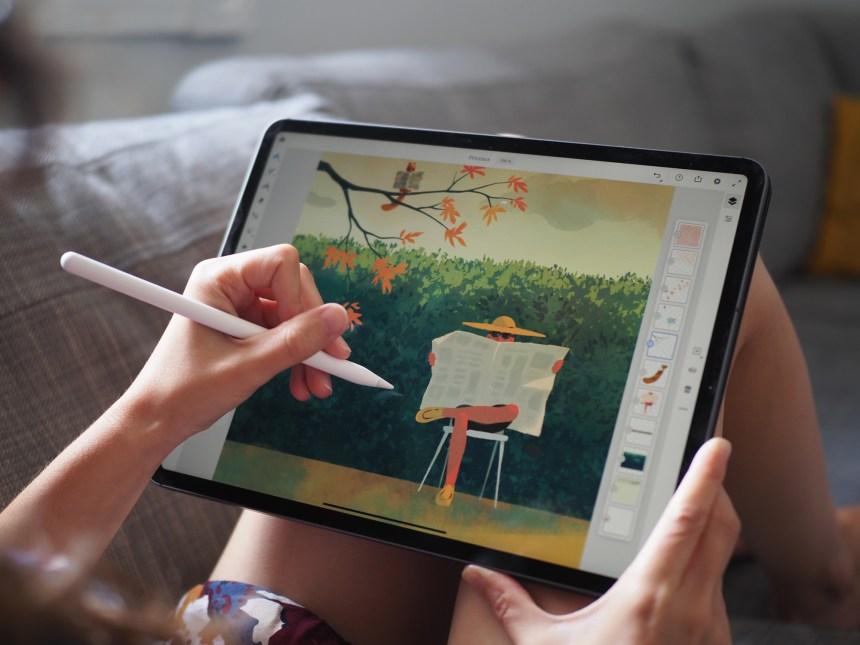 Adobe Fresco: la peinture à l'huile (n'est plus) difficile