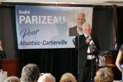 André Parizeau candidat du Bloc québécois