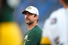 Packers: Rodgers pourrait jouer contre les Raiders à Winnipeg, jeudi
