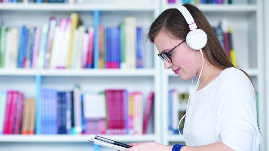 Écouter de la musique en étudiant