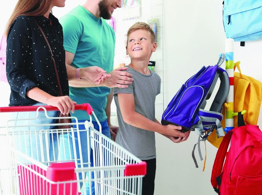 Impliquer son enfant dans les préparatifs de la rentrée