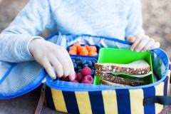 L'ABC de la boîte à lunch végétalienne