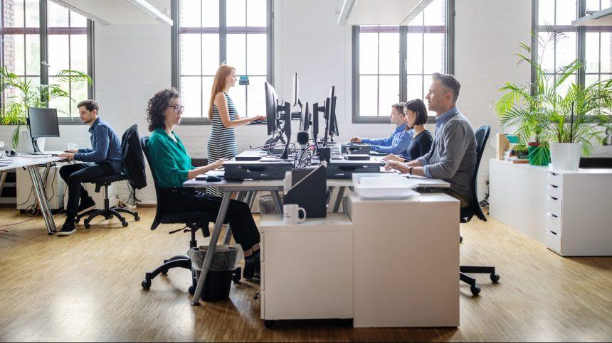 Le bruit, première nuisance dans les espaces de travail partagés