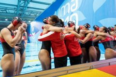 L'équipe canadienne de water-polo obtient son billet pour les Olympiques de Tokyo