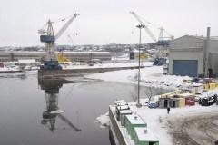 Un chantier naval ontarien se plaint de favoritisme envers la Davie