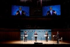 Les «débats Munk» invitent les chefs de partis le 1er octobre à Toronto
